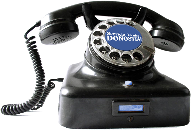 Llamar a reparacion de electrodomesticos Donostia